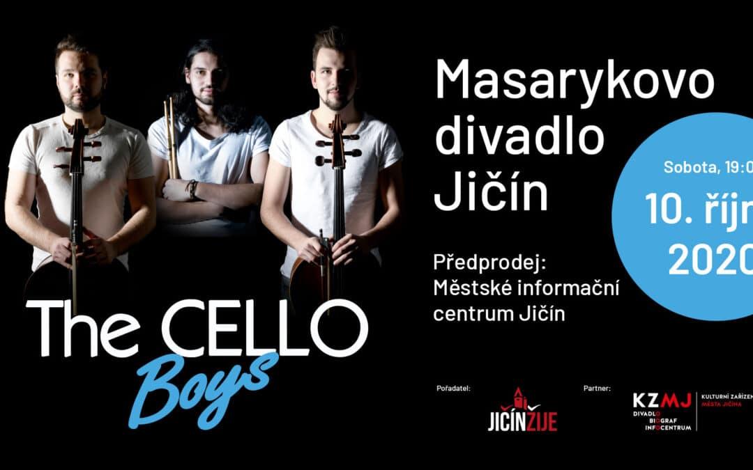 Koncert The CELLO Boys