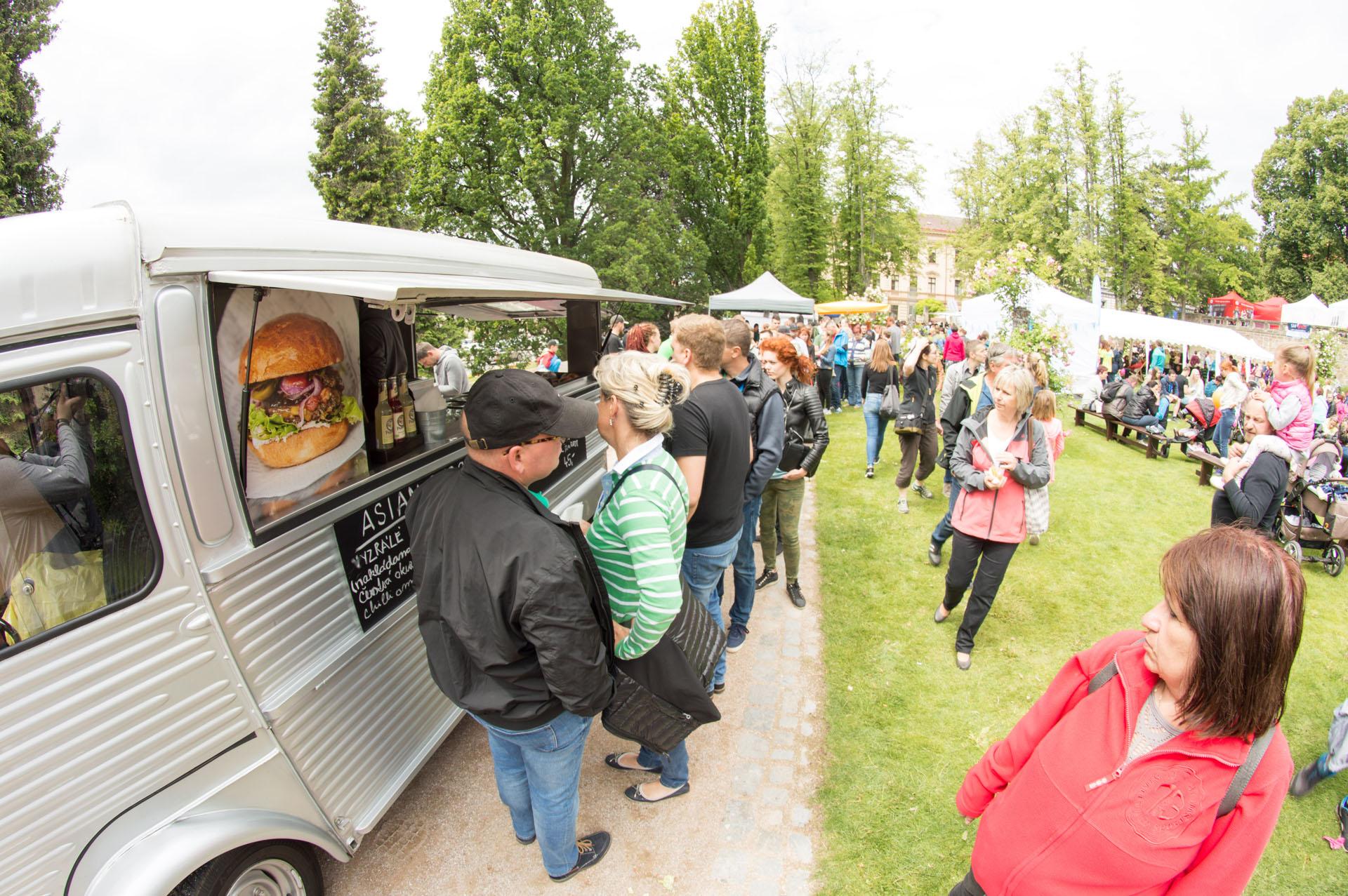 Jičínský Food Festival 2017