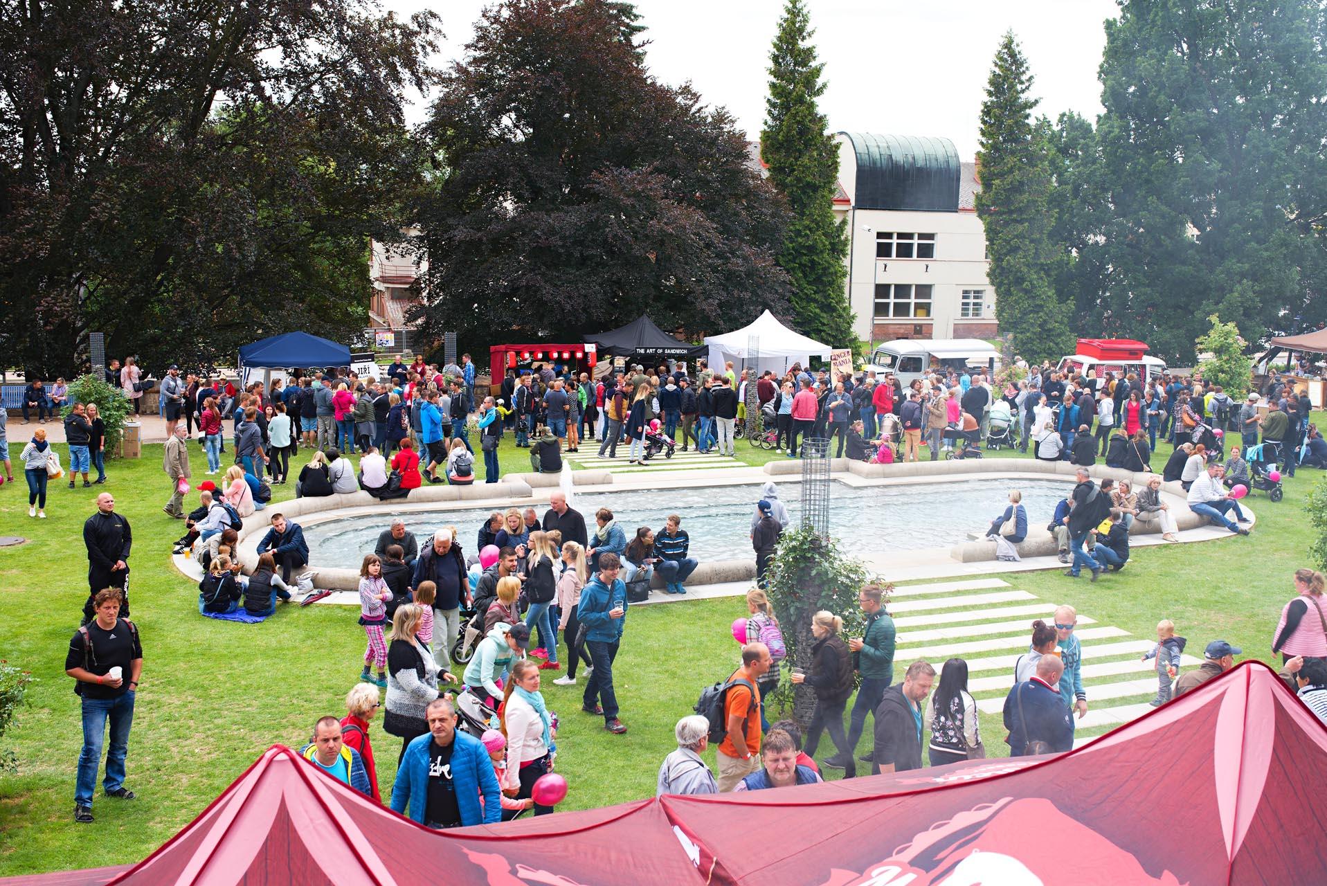Jičínský Food Festival 2018
