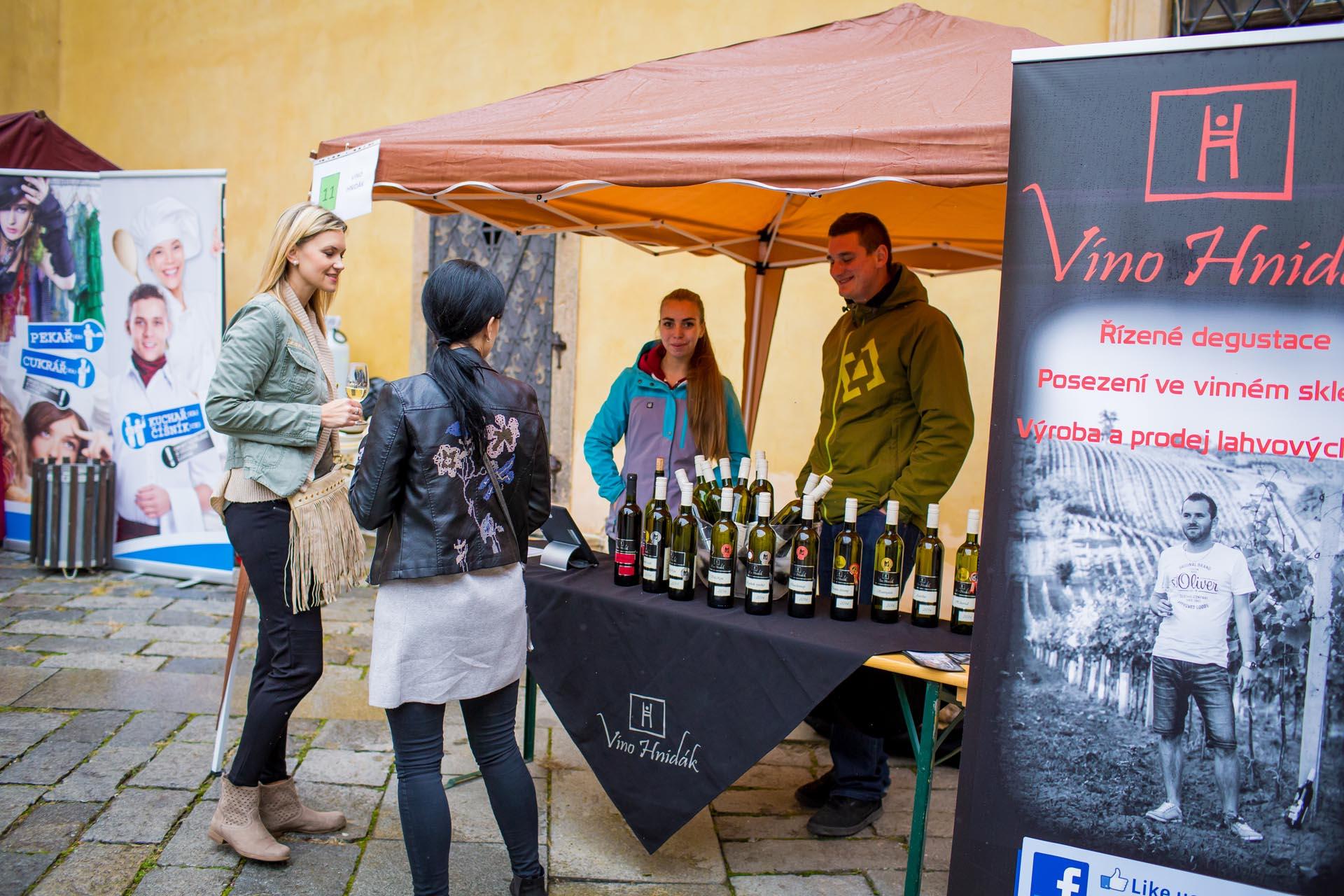 Jičínský Wine Festival 2017
