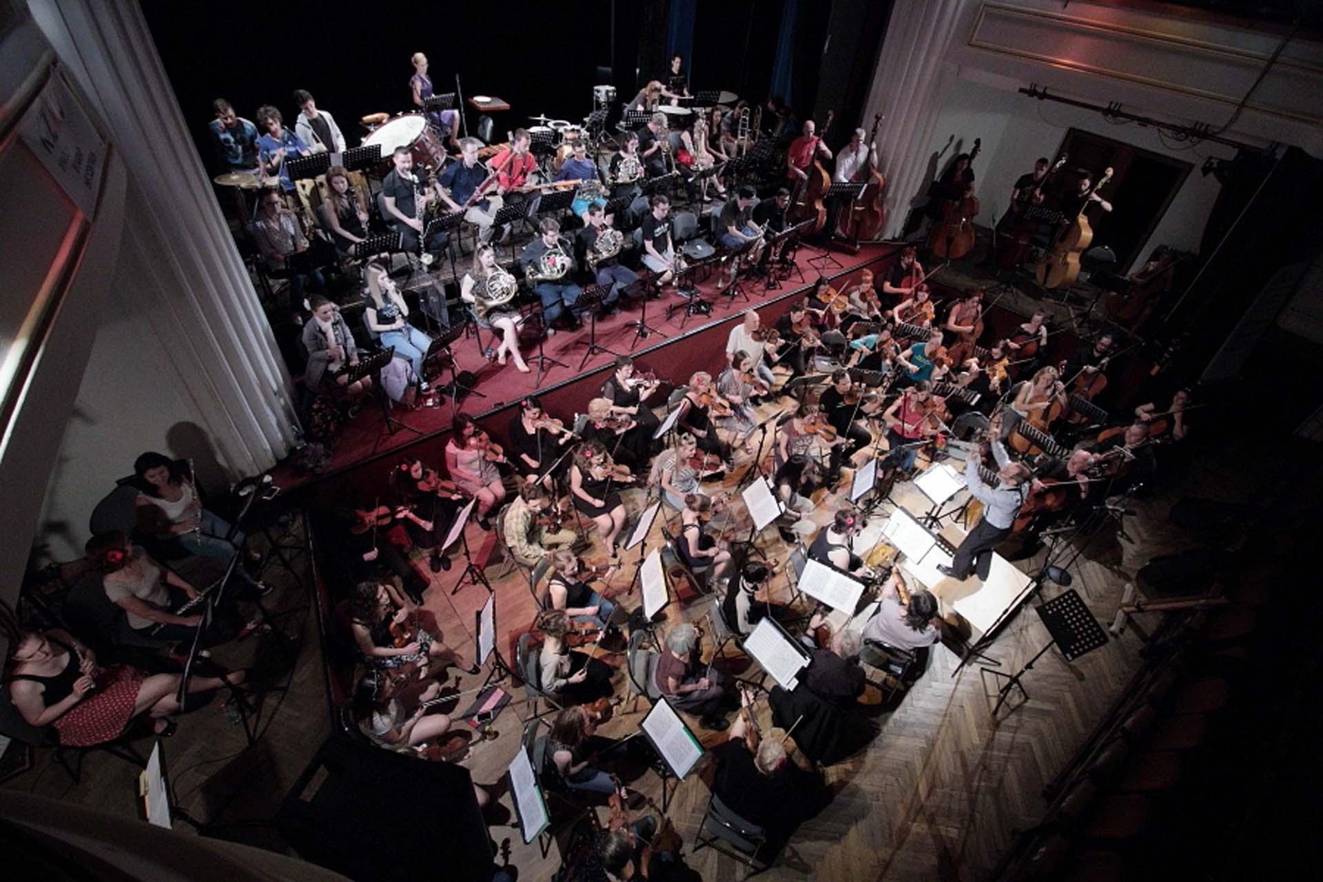 Latinskoamerická hudba 2018 - Podkrkonošský symfonický orchestr
