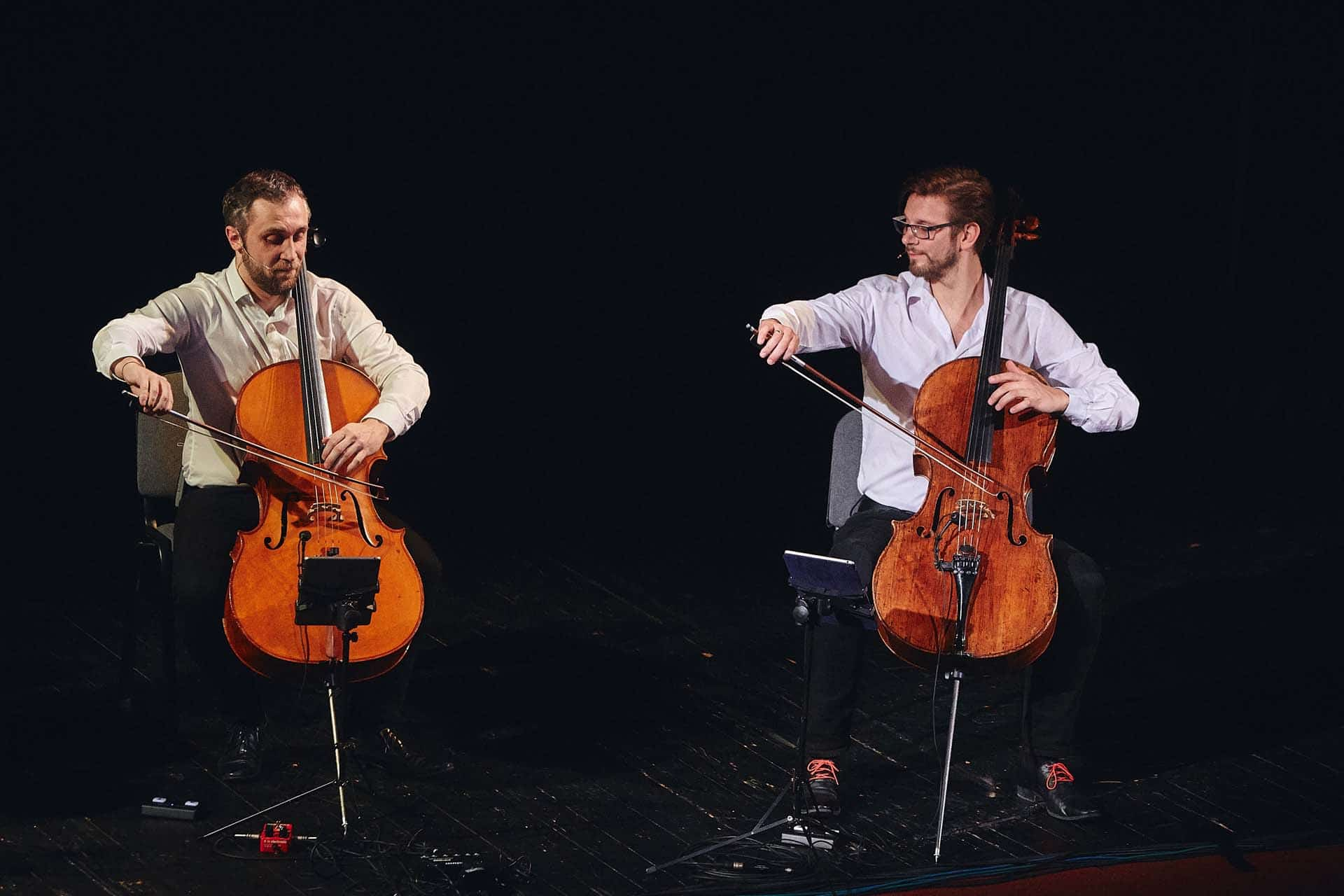 Prague Cello Quartet - Jičín 2019