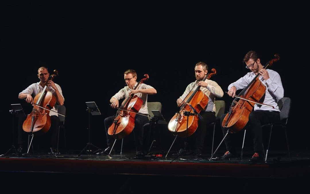 Prague Cello Quartet 2019