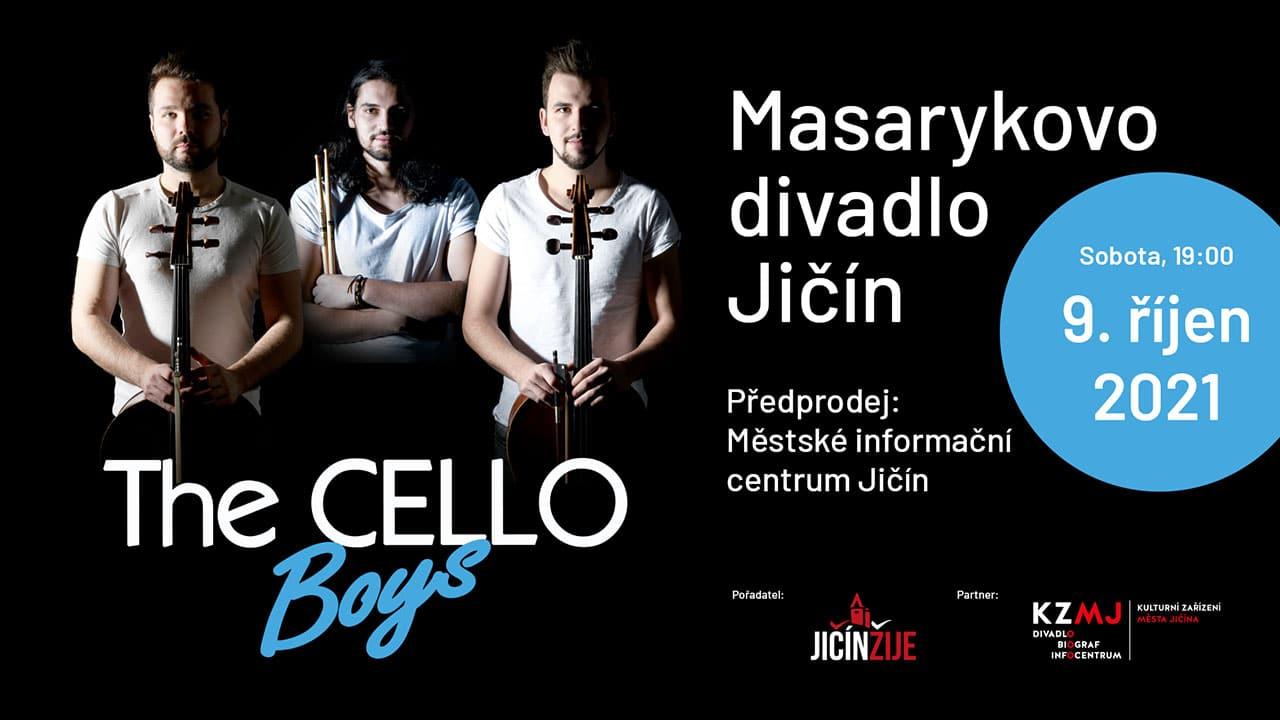 koncert The Cello Boys 2021