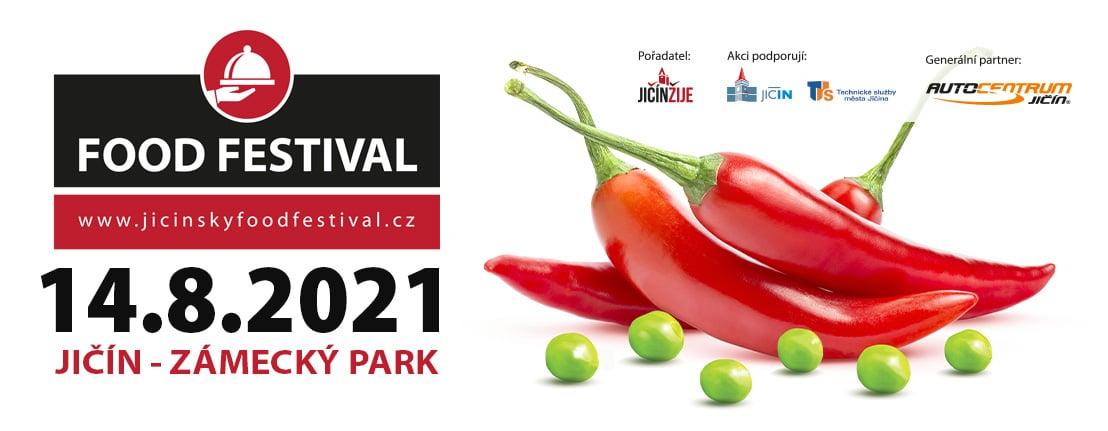 Jičínský Food Festival 2021
