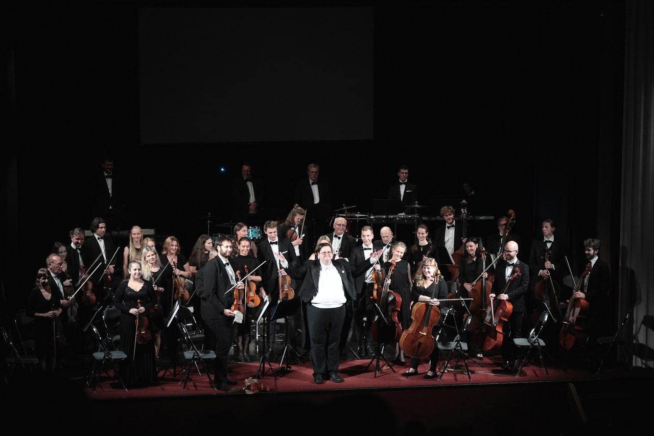 Koncert filmové hudby 2021 - Pražský filmová orchestr